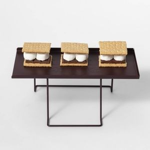 S'mores Melting Tray for Fire Pit, Grill or BBQ